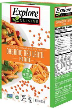delicious organic green lentil no boil lasgane sheets from explore