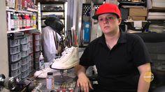 The Art Of: Sneakers - King of Sneakers' Adriana Gutierrez