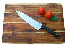 Relix Teak cutting Board