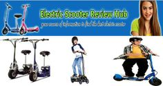 Visit our site http://www.electricscooterreviewshub.com/ for more information on Best Electric Scooter.The best part of installing an electric scooter is that they are very easy to preserve. Electric scooter for kids is just one of The best means for adding fun in their lives. The Best electric scooter isideal for individuals with minimal movement