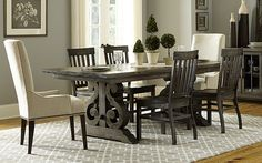 Save up to 65% on upscale contemporary and traditional dining room furniture in our luxury furnishings sales.