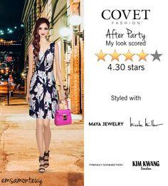 After Party @covetfashion  #covet #covetfashion #fashion #covetfall2015 #fall2015