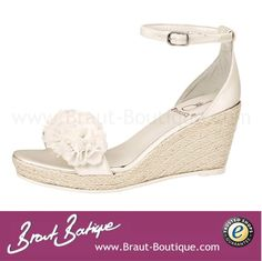 Jetzt lieferbar! Brautschuh Spring Fiarucci Bridal 2015.