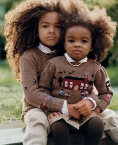 Ralph Lauren Kids: family picture-perfect