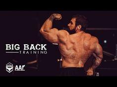 Big Back Training with Seth Feroce - YouTube