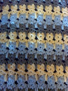 Abstract Crochet Cats Stitch Tutorial By Teresa Richardson - (ravelry)