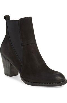 Paul Green 'Jules' Block Heel Chelsea Boot (Women) available at #Nordstrom