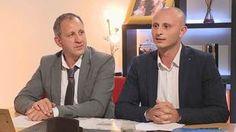 Axel et Serge Mahdessian (directeur du développement et co-fondateur de Patacrêpe)