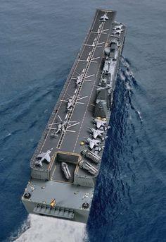 """Armada Invencible LHD """"Juán Carlos I"""" (L 61)"""