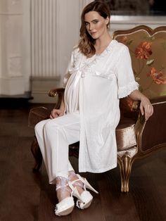 Artış 848 Üçlü Lohusa Pijama Takım | Mark-ha.com #stylish #fashion #newseason #yenisezon #trend #moda #hamile #lohusa #doğumçantası #hastaneçıkışı