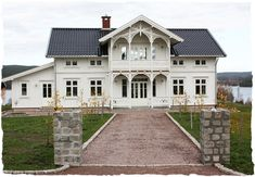 Bilderesultat for camilla og kristian myrvold This Old House, Home Focus, Swedish Style, Nordic Home, Country Style, Country Homes, Home Fashion, Scandinavian Design, Old Houses