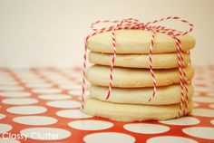 wrap cookie stacks like this