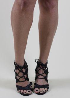 c3e05f71cf1c Take The Next Step Heel - Black