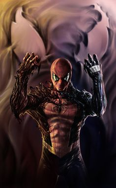 Symbiote - NakedMazaFaker on DeviantArt