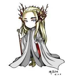 Thranduil - even as an chibi he still looks myestetic. The onlyelf I want on my shelf Legolas Und Thranduil, Tauriel, Orlando Bloom Legolas, Mirkwood Elves, Bagginshield, Great King, Jrr Tolkien, Middle Earth, Lord Of The Rings
