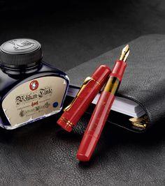 Pelikan M101N Bright Red Special Edition fountain pen - stilografica.it
