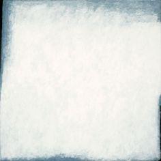 Robert Ryman Series #9 (White) 2004  oil on canvas , 53 x 53 inches Courtesy PaceWildenstein