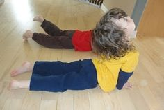 Yoga Fun for Preschoolers  Repinned by  SOS Inc. Resources  http://pinterest.com/sostherapy.