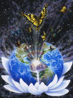 SIMITRA  -  Botschaften aus der Geistwelt:    Mentale Aktivierung der Selbstheilungskräfte Wi...