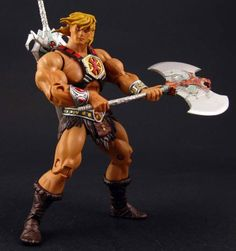 200X He Man (Masters of the Universe) Custom Action Figure