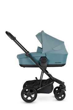 Easywalker Kočárek sportovní Harvey2 Ocean Blue Easywalker | Kašpárek Baby Bugaboo, Baby Strollers, Children, Blue, Baby Prams, Boys, Kids, Prams, Big Kids