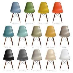 <ウォールナット色脚部>【マリンブルー】シェルチェア DSW 。「700円割引 レビュークーポン配布中」<ウォールナット色脚部>【マリンブルー】DSW サイドシェルチェア/Shell Side Chair イームズ PP(強化ポリプロピレン) 【送料無料】 デザイナーズ 家具 イームズチェア ミーティングチェア 樹脂 【業務用】