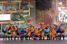 Fotos del concurso de disfraces adultos del Carnaval de Las Palmas de Gran Canaria 2012 (Cómic) | Las Palmas de Gran Canaria