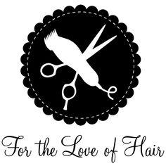 black hair salon logos - Google Search