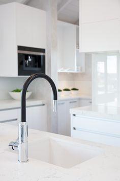 Very classy kitchen tap