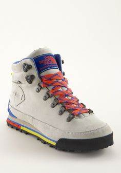 Love these winter boots || THE NORTH FACE Back To Berkeley Nubuck