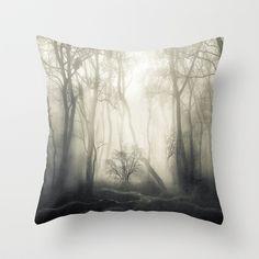 These Dreams... Throw Pillow by Viviana Gonzalez - $20.00
