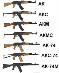 cool guns for womens Weapons Guns, Guns And Ammo, Kalashnikov Rifle, Ak 74, Weapon Concept Art, Assault Rifle, Cool Guns, Military Weapons, Firearms