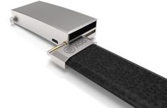 XOO 벨트, 벨트로 스마트폰을 충전한다? 모양새는 좀 그렇지만, 아이디어는 참신  '니프티' (Nifty)라는 영국 기업이 보조배터리를 내장한…