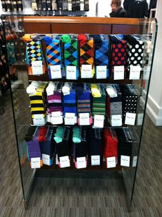 Happy Socks for Happy People - Swedish Designed, But Of Course They Would Be!