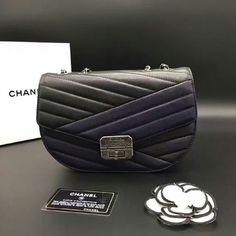 59e2b6959a03 Chanel Chevron Crosses Metal Plate Shoulder Bag A93430 Whatsapp + 8615817091613 for more pics and