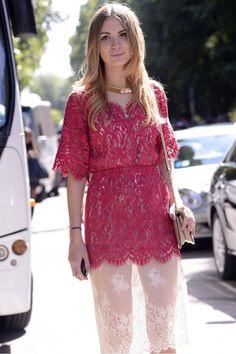 Shopping Dress for less faldas lápiz: Street Style