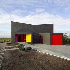 photo brick houses from around the world... Фото кирпичных домов со всего мира   Частный дом
