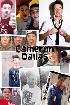I love you so much @Cameron Dallas !! here's an edit I made for you ;)