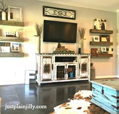 Family Room Down on the Ranch – just plain jilly