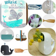 diy baby mobile - sea animal | Well, Whales are the new birds. Expect to see these gentle giants ...
