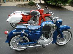 1965 CA95 Benly's