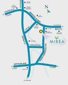#pasig #condo near #eastwood & #cubao #mirea #residences #midrise by #dmci Php14k/mo no spot dp! http://dmci-makati.com
