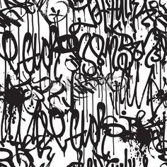 Find Graffiti Background Seamless Pattern Vector Tags stock images in HD and millions of other royalty-free stock photos, illustrations and vectors in the Shutterstock collection. Graffiti Wall Art, Graffiti Tagging, Graffiti Wallpaper, Street Art Graffiti, Art Texture, White Texture, Texture Vector, Graffiti Wildstyle, Black And White Graffiti