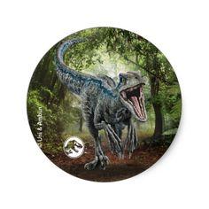 Shop Jurassic World Blue Jurassic World, Jurassic Park Party, Edible Printing, Dinosaur Party, Pastel Blue, Iridescent, Dani, Beagle, Teeth