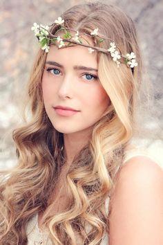 flower head piece, fall wedding, fall flower, bridal hair accessory, rustic autumn headband, woodland
