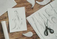 Dolls # my hobby # Hand Made # milada.creative.art # Slovakia # pony # White