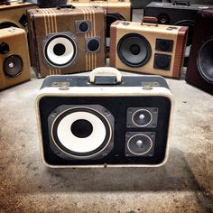 Bringing this little guy and a few of his friends to @Dose Market tomorrow! #theORIGINAL #gentlemansboombox #holidose