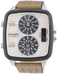 Diesel DZ7303 - Reloj de cuarzo , correa de cuero