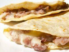Simple Bean Tacos. A fun, frugal meal.