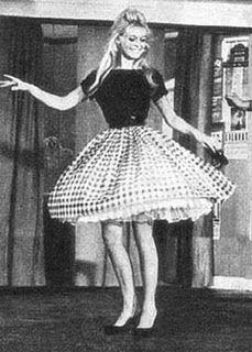 Brigitte Bardot 50's fashion queen!